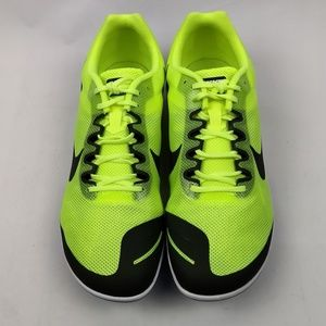 watch fac36 dda6c Nike Shoes - Nike Zoom Rival D10 Track Spike Shoes Mens 11